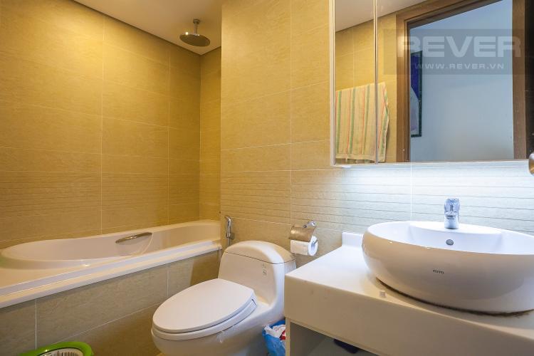 Phòng Tắm 1 Căn hộ Vinhomes Central Park 3 phòng ngủ tầng trung P6 view công viên