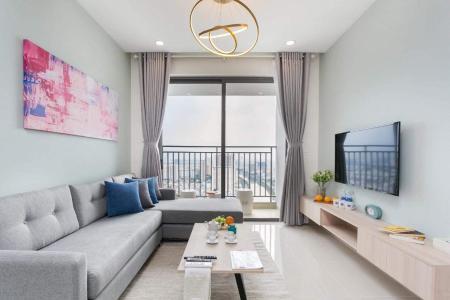 Cho thuê căn hộ RiverGate Residence 3PN, tầng cao, diện tích 103m2, đầy đủ nội thất