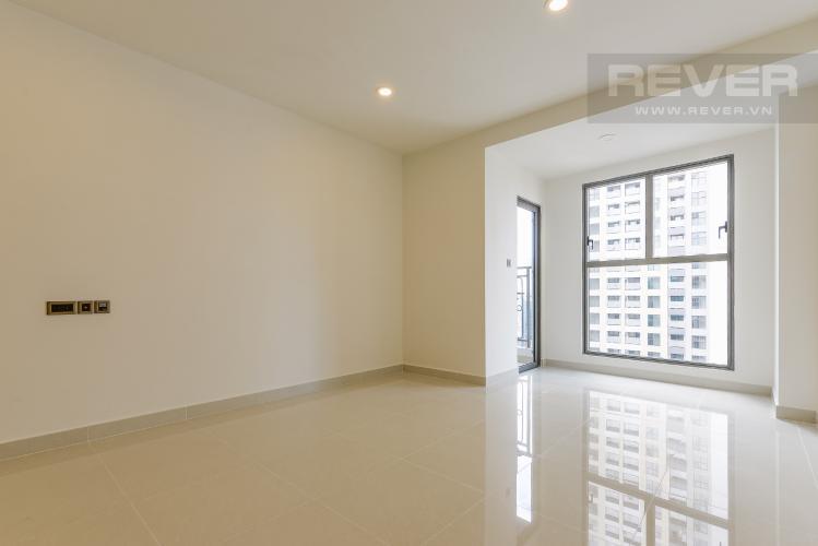 Căn Hộ Cho thuê căn hộ Saigon Royal 1PN, tầng cao, tháp B,  diện tích 35m2, không nội thất