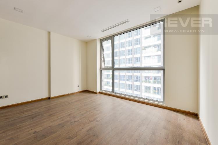 Phòng ngủ 1 Căn góc Vinhomes Central Park 3 phòng ngủ tầng trung Park 5