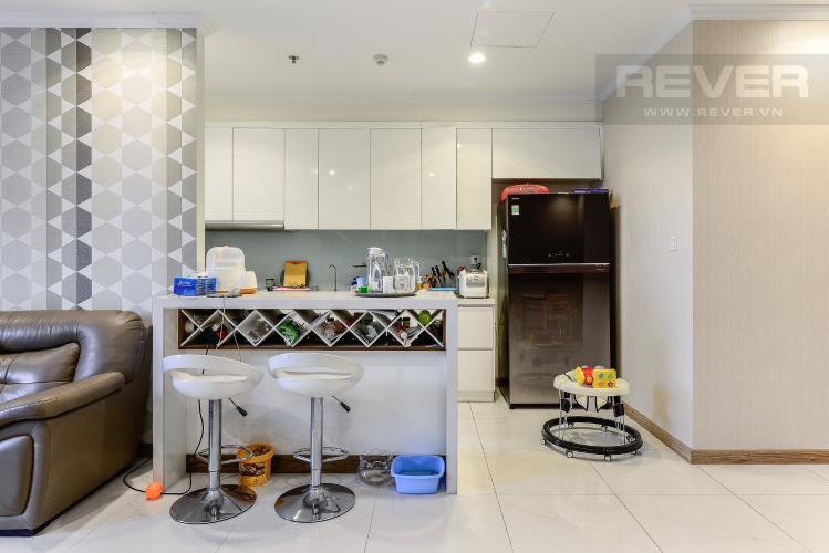 Nhà Bếp Căn hộ Vinhomes Central Park 3 phòng ngủ tầng cao C3 nội thất đầy đủ