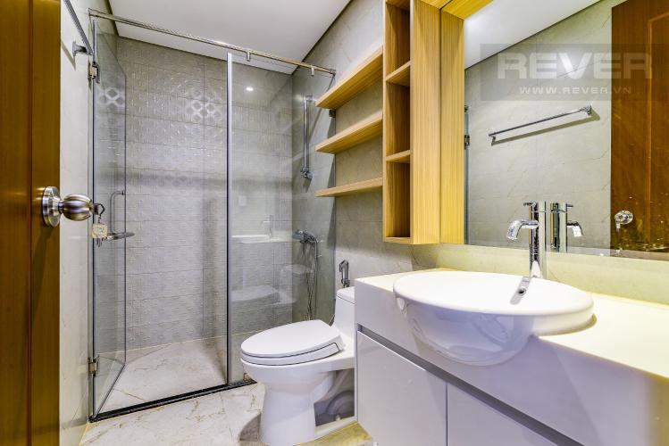 Phòng Tắm Căn hộ Vinhomes Central Park 2 phòng ngủ tầng cao L1 hướng Nam
