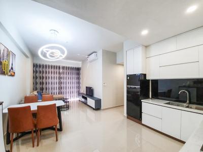 Cho thuê căn hộ Sunrise Riverside 3PN, tầng trung, diện tích 83m2, đầy đủ nội thất