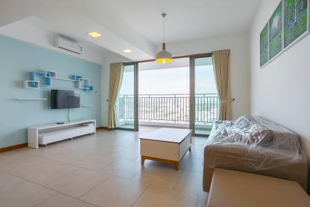 Căn hộ Riviera Point 2 phòng ngủ tầng cao T4 hướng Nam