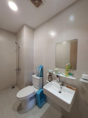 Phòng tắm Jamila Khang Điền, Quận 9 Căn hộ Jamila Khang Điền tầng cao, view thành phố nhộn nhịp.