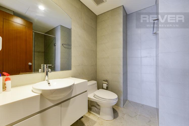 phòng tắm 2 Căn hộ Vinhomes Central Park tầng trung L3 vừa hoàn thiện, full nội thất