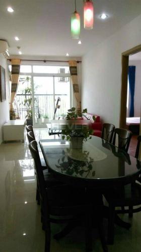 Căn hộ Ngọc Lan Apartment bàn giao đầy đủ nội thất, view tầng cao.