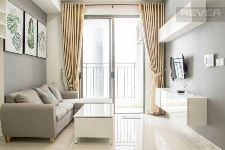 Bán căn hộ The Tresor 2PN, tầng cao, diện tích 57m2, đầy đủ nội thất