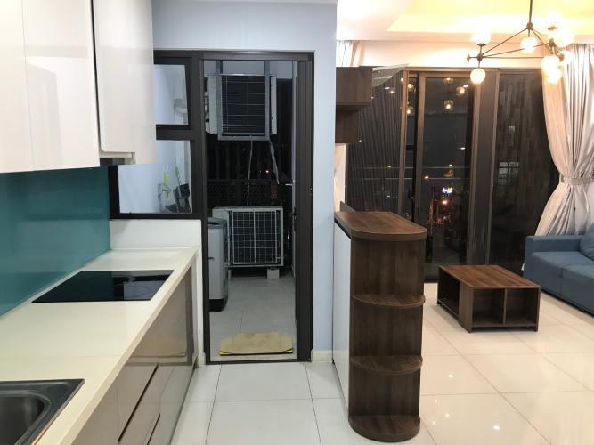bếp căn hộ 2 phòng ngủ estella heights Căn hộ Estella Heights đầy đủ nội thất, view thoáng mát.
