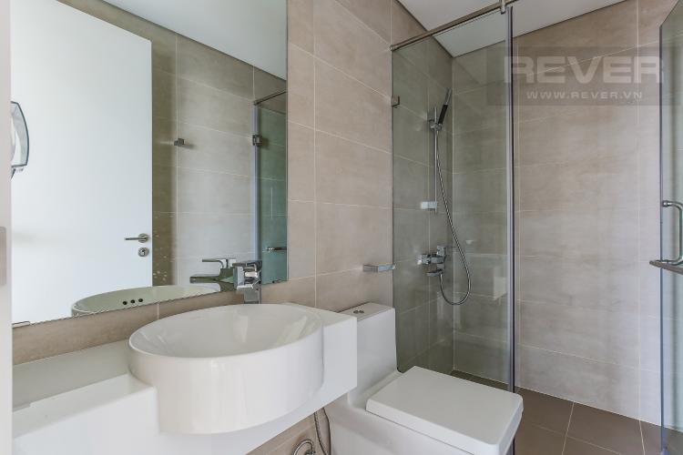Phòng Tắm 2 Căn hộ Masteri Millennium tầng cao, tháp A, 2 phòng ngủ, nội thất cơ bản