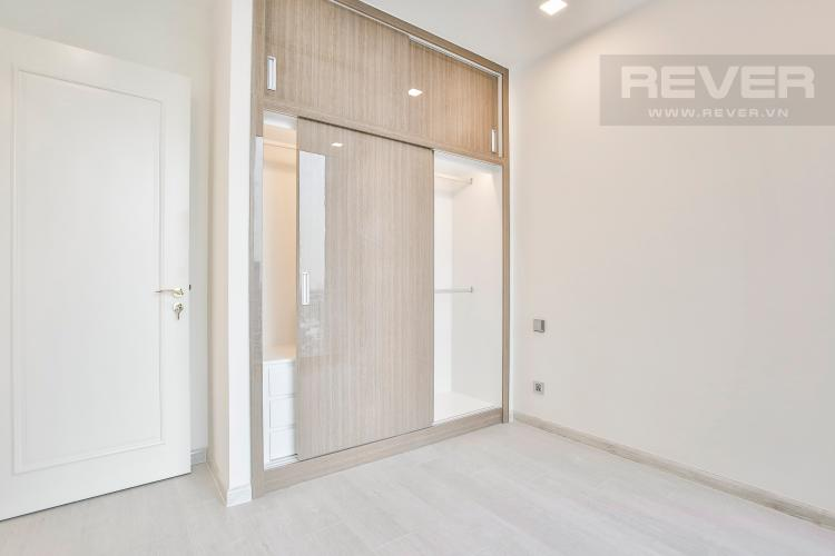 Phòng Ngủ Officetel Vinhomes Golden River 1 phòng ngủ tầng cao A2 nhà trống