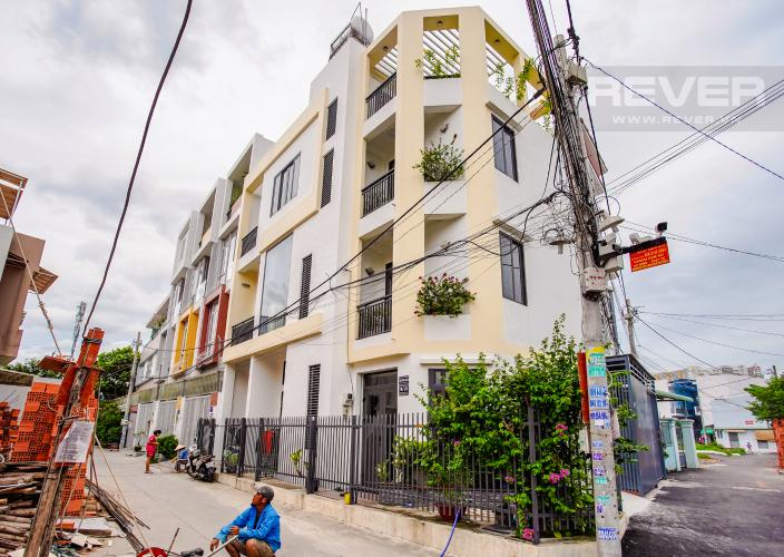 Cho thuê nhà phố 3 tầng đường Thạnh Mỹ Lợi, Q2, đầy đủ nội thất, sổ đỏ chính chủ