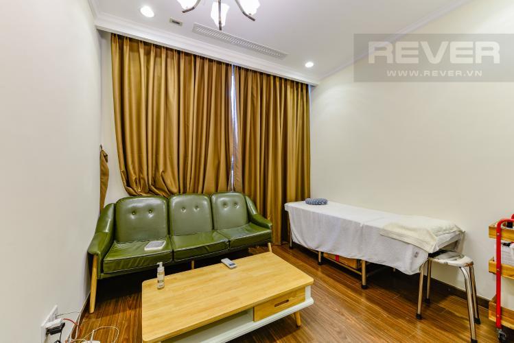 Phòng ngủ 2 Căn hộ Vinhomes Central Park tầng cao, tháp Landmark 5, 2PN, view đẹp
