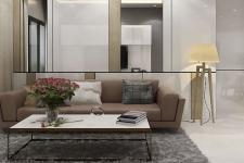 Danh mục chi tiết vật liệu và thiết bị bàn giao hoàn thiện căn hộ New City Thủ Thiêm