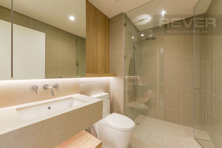 Phòng tắm 1 Căn hộ City Garden tầng cao 2PN đầy đủ nội thất
