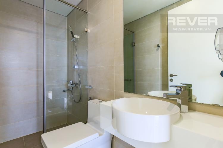 Phòng Tắm 2 Bán căn hộ Masteri Millennium tầng cao, 2PN, view sông