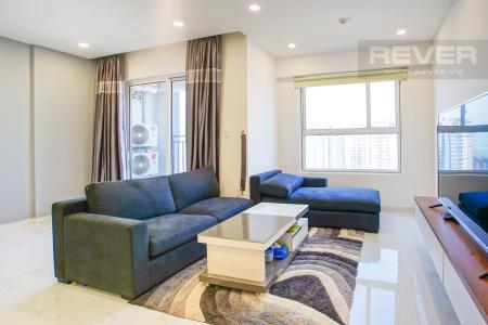 Cho thuê căn hộ Sunrise Riverside 1 phòng ngủ, đầy đủ nội thất, view sông thông thoáng
