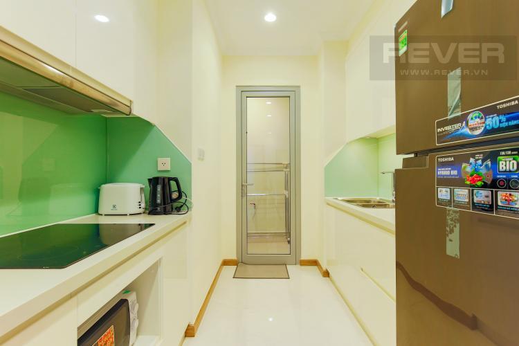 Phòng Bếp Căn hộ Vinhomes Central Park tầng cao L2 thiết kế đẹp, nhiều tiện ích