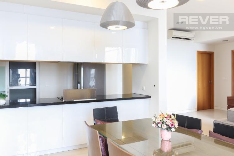 Phòng Bếp Cho thuê căn hộ Sunrise City 2PN, tháp V6 khu South, diện tích 102m2, đầy đủ nội thất