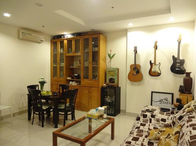 Bán nhà phố đường D1 thuộc khu dân cư Him Lam Quận 7.
