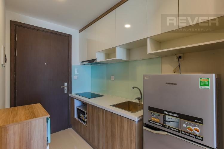 Phòng Bếp Officetel RiverGate Residence 1 phòng ngủ tầng trung tháp B nội thất đầy đủ