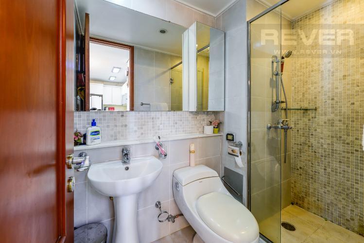 Phòng tắm 2 Căn hộ The Manor 3 phòng ngủ tầng cao AE đầy đủ tiện nghi