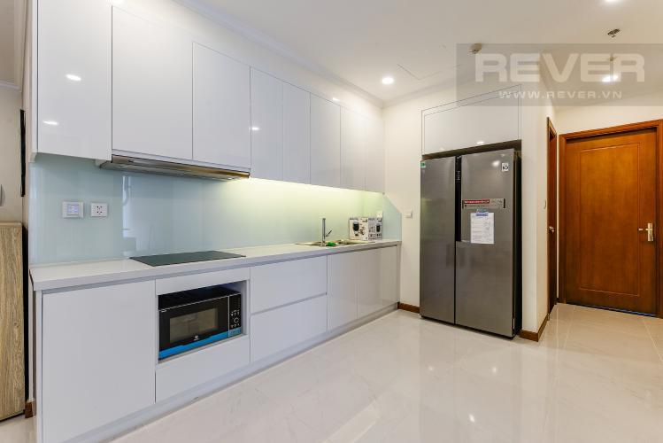 Bếp Căn hộ Vinhomes Central Park 2 phòng ngủ tầng cao L6 nội thất đầy đủ