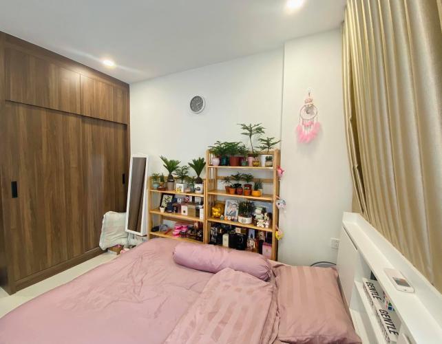 Phòng ngủ Central Premium, Quận 8 Căn hộ Office-tel Central Premium tầng trung, đón view thành phố.