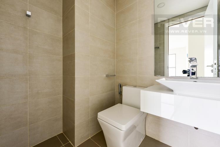 Phòng tắm 3 Căn hộ Masteri Millennium tầng trung, block A, 4 phòng ngủ, view sông, Quận 4