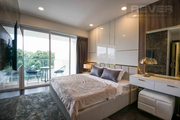 Phòng Ngủ 2 Cho thuê căn hộ duplex Serenity Sky Villas 2PN, tầng trung, diện tích 123m2, đầy đủ nội thất