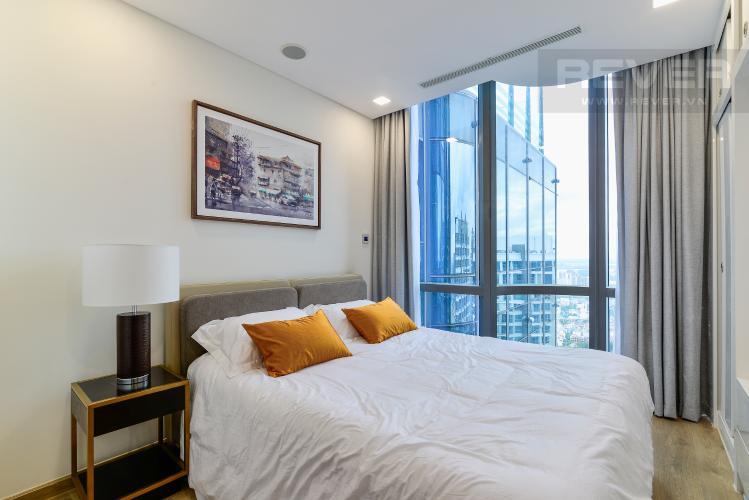 Phòng Ngủ 3 Bán căn hộ Vinhomes Central Park 3PN, tầng cao, đầy đủ nội thất, thuộc tháp Landmark 81