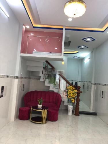 Nhà phố Q.Bình Tân diện tích sử dụng 76m2, sổ hồng và pháp lí đầy đủ.