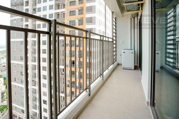 Ban Công Cho thuê căn hộ The Sun Avenue 3PN, block 5, đầy đủ nội thất, view sông mát mẻ
