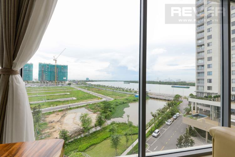 View Bán căn hộ Diamond Island - Đảo Kim Cương 3PN, đầy đủ nội thất, hướng Đông Nam và view sông thoáng mát