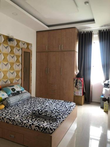 Phòng ngủ Dream Home Residence, Gò Vấp Căn hộ Dream Home Residence tầng trung, view nội khu thoáng mát.