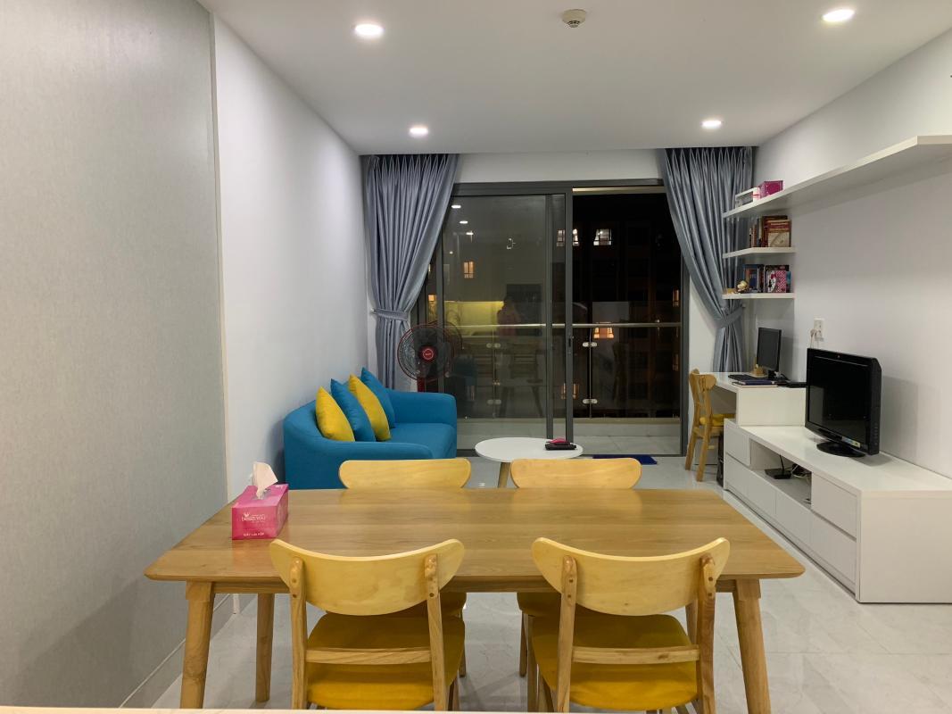 d19df55a138ef4d0ad9f Cho thuê căn hộ The Gold View 2PN, tầng cao, diện tích 81m2, đầy đủ nội thất