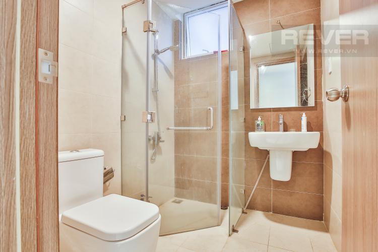 Toilet 2 Căn hộ Lexington Residence tầng cao LD diện tích rộng, view nội khu