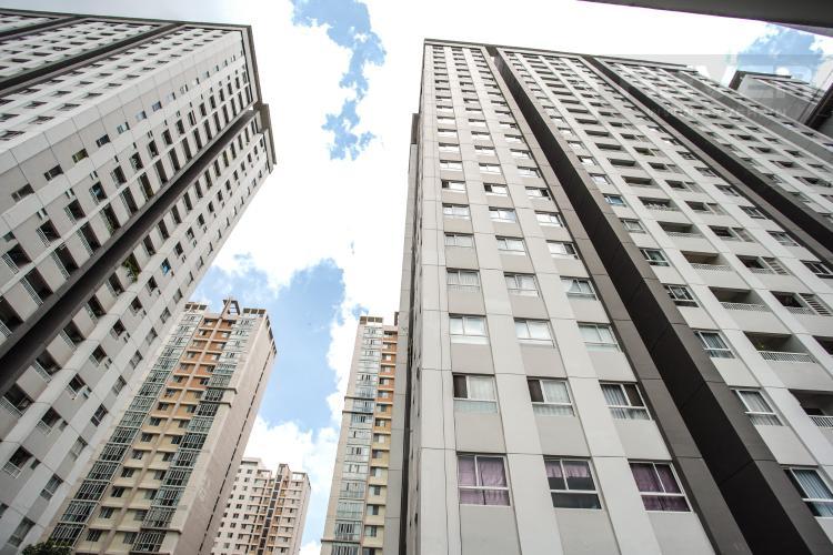 View Cho thuê căn hộ officetel Lexington Residence 1PN, tầng thấp, view công viên nội khu