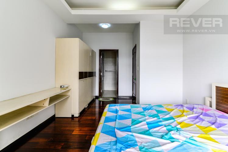 Phòng Ngủ 1 Căn hộ Green View 3 phòng ngủ tầng thấp AC nội thất đầy đủ