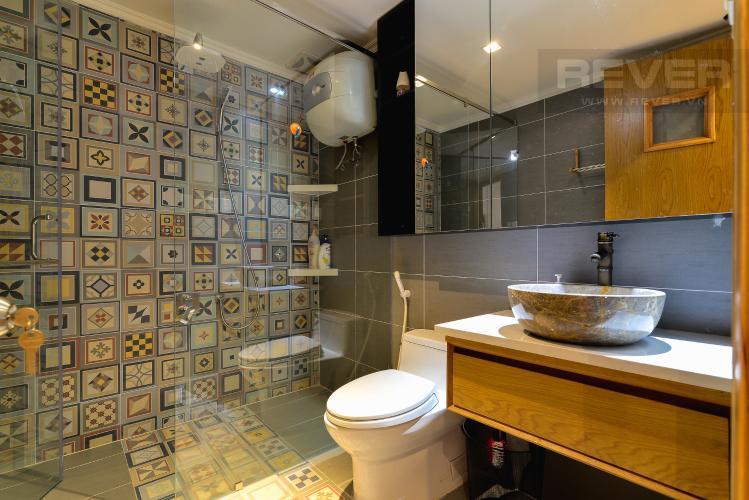 Phòng Tắm 3 Cho thuê căn hộ chung cư Phúc Thịnh diện tích 196m2 3PN 3WC, nội thất cao cấp, view thành phố