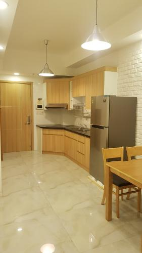 Bếp căn hộ HOMYLAND 2 Cho thuê căn hộ 2 phòng ngủ Homyland 2, tầng 12, diện tích 69m2, đầy đủ nội thất