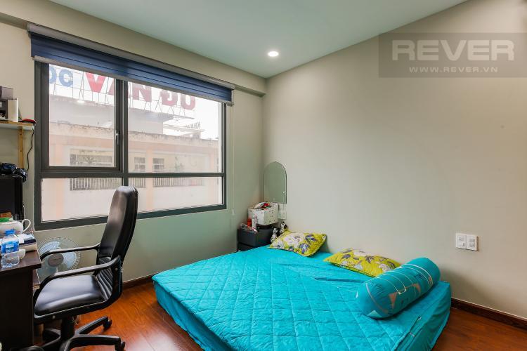 Phòng Ngủ 1 Căn hộ The Gold View tầng trung tháp A1, 2 phòng ngủ, full nội thất