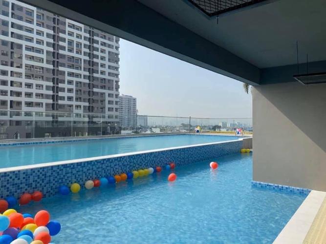 Hồ bơi căn hộ Flora Novia Căn hộ Flora Novia 2 phòng ngủ thiết kế hiện đại sang trọng.