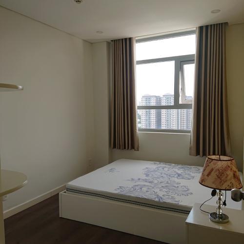 Phòng ngủ 3 căn hộ Luxcity Căn hộ tầng cao Luxcity, ban công hướng Bắc nội thất đầy đủ