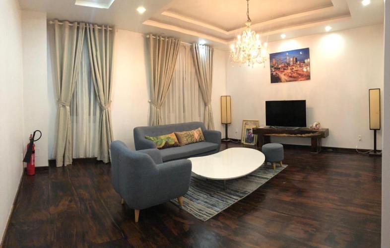 Biệt thự khu dân cư Khang An, thiết kế sang trọng và hiện đại