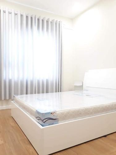 Phòng ngủ Diamond Lotus, Quận 8 Căn hộ Diamond Lotus view thành phố, đầy đủ nội thất.