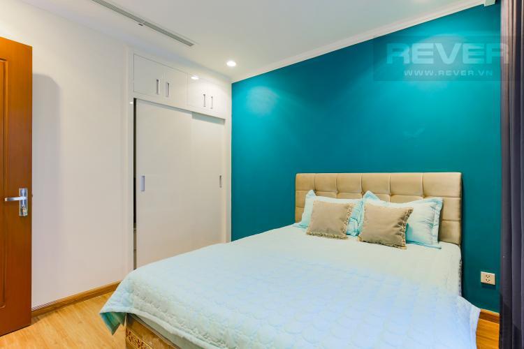 Phòng Ngủ 3 Căn hộ Vinhomes Central Park tầng thấp Landmark 3 thiết kế hiện đại, trẻ trung
