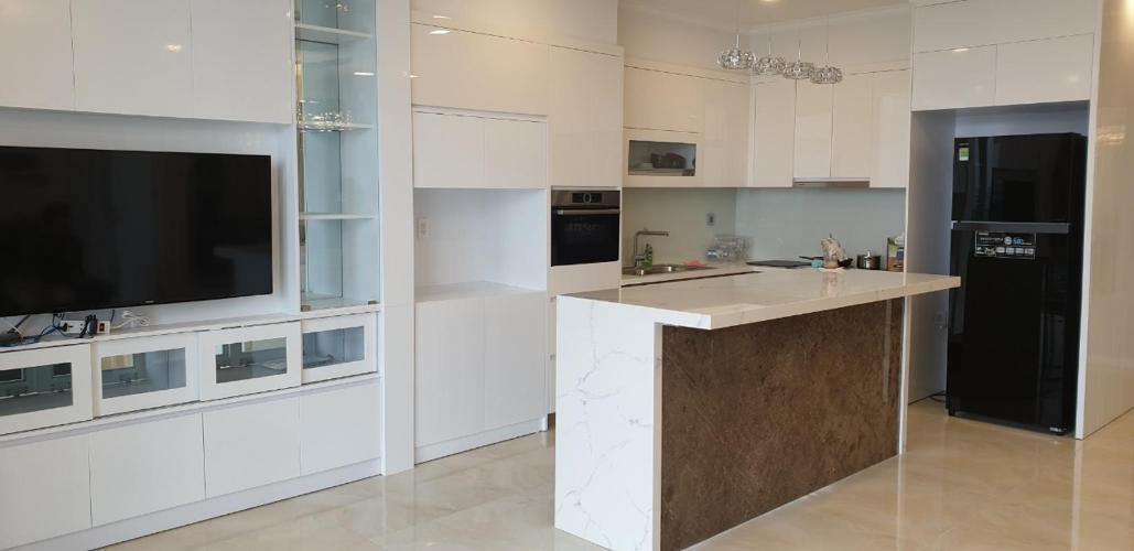 Cho thuê căn hộ Vinhomes Golden River 1PN, diện tích 48m2, view nội khu
