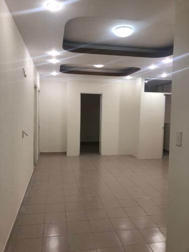 Căn hộ An Sương Apartment tầng 8 nội thất cơ bản, view thành phố.