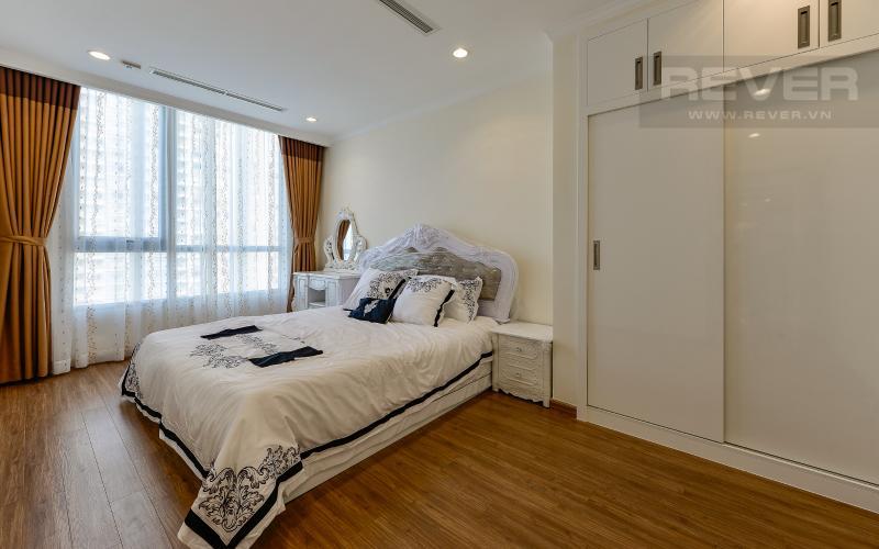 Phòng ngủ 2 Căn hộ 3 phòng ngủ tiện nghi, đẳng cấp tại The Central 1, Vinhomes Central Park